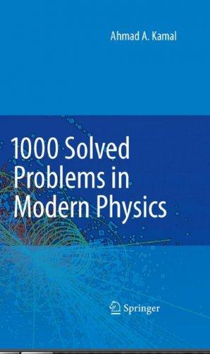 هزار سوال حل شده فیزیک مدرن