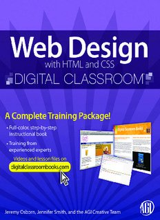 Web Design with HTML and CSS ( طراحی صفحات وب با html و css)